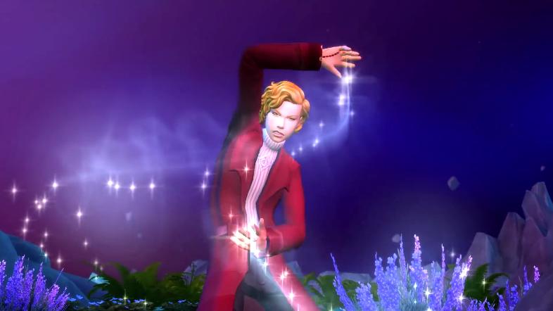 """成为哈利波特?《模拟人生4》将出新DLC""""魔法世界"""""""