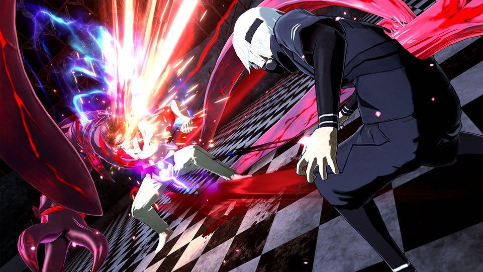 《东京食尸鬼:re CALL to EXIST》中文版11月14日发售