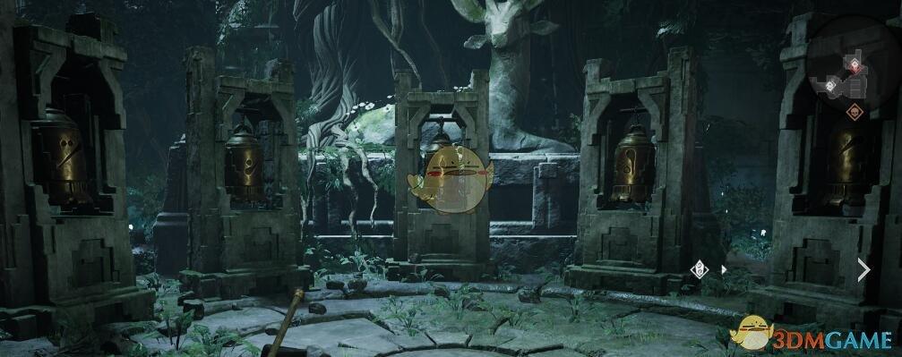 《遗迹:灰烬重生》森林敲铃铛顺序分享