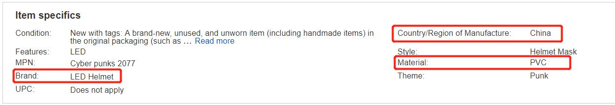 美国淘宝上,有人将《2077》的那件夹克炒到了6332元