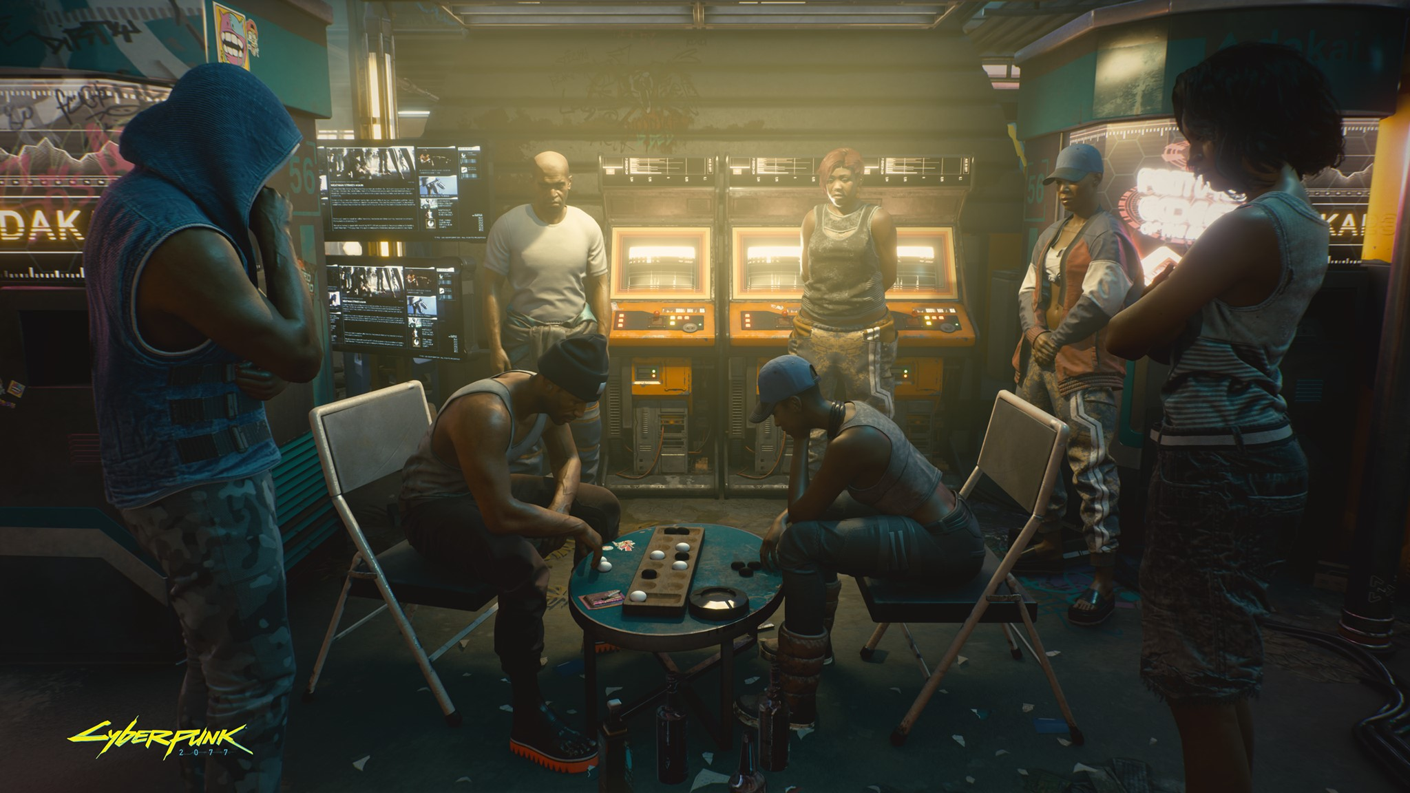 《赛博朋克2077》当前重点是开发单人战役 多人模式尚在调研中