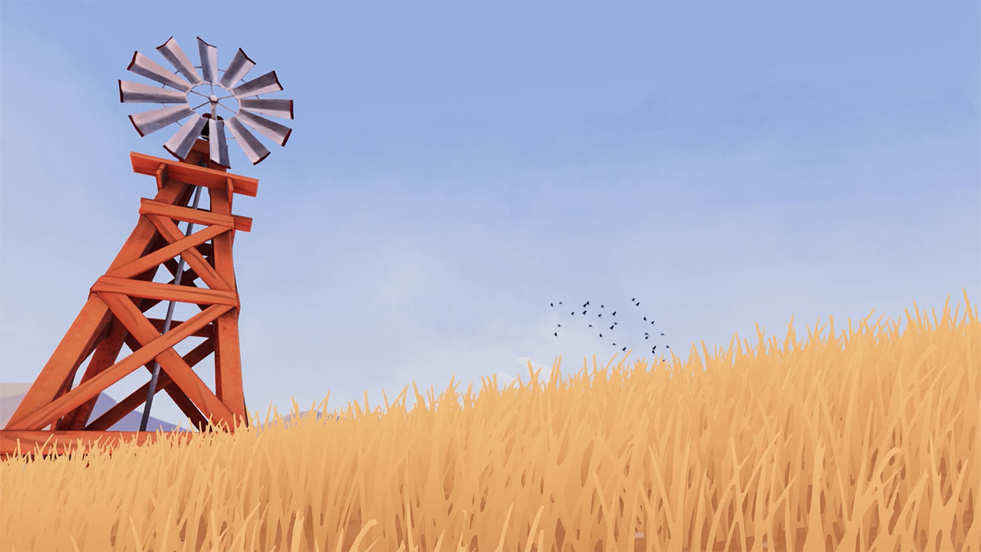 GC 2019:神秘冒险游戏《搭便车》宣传片 旅途中寻找自我