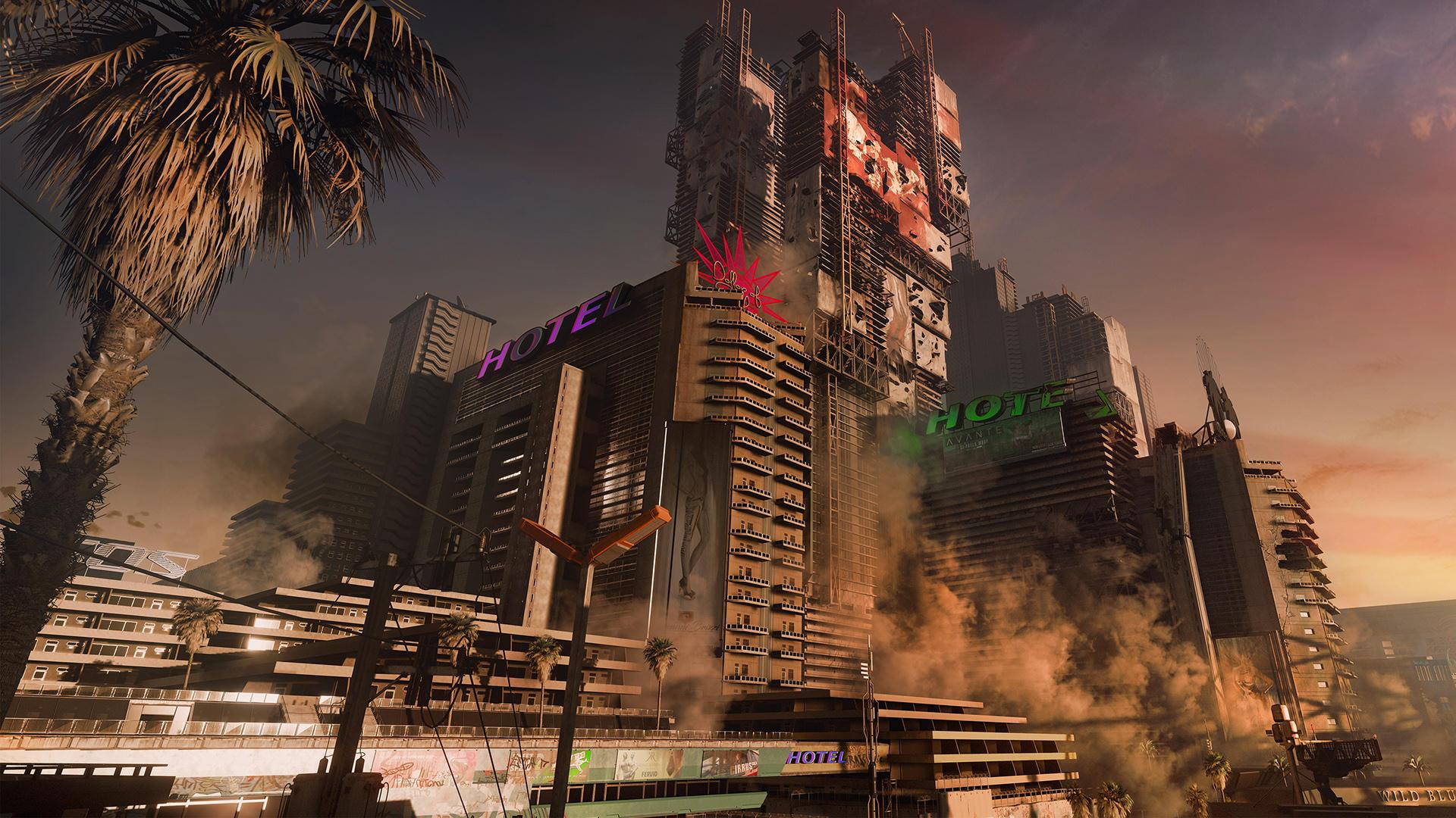 《赛博朋克2077》将有日本城 日本人被认为是上层阶级