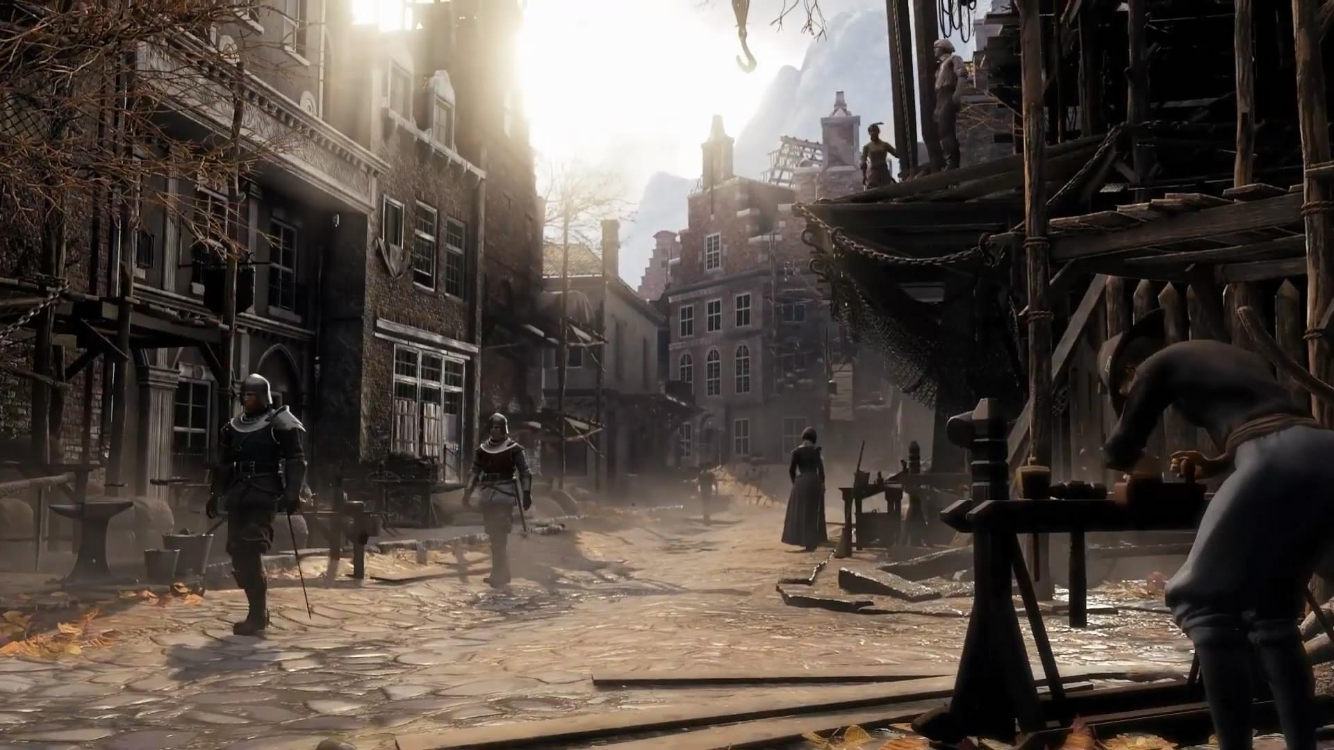 GC 2019:奇幻ARPG《贪婪之秋》新演示 探索神秘世界