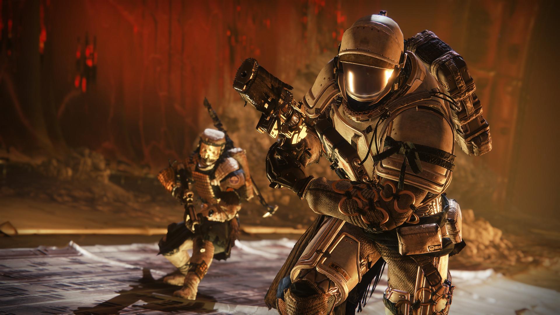 《命运2》PC版数据转移开启 10月2日冒险启程