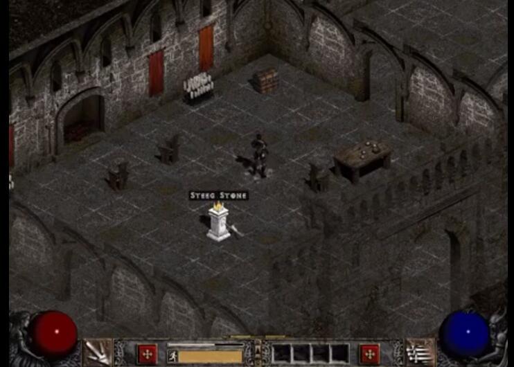 你从未见过的暗黑游戏:暗黑2暗黑3有第二部资料片