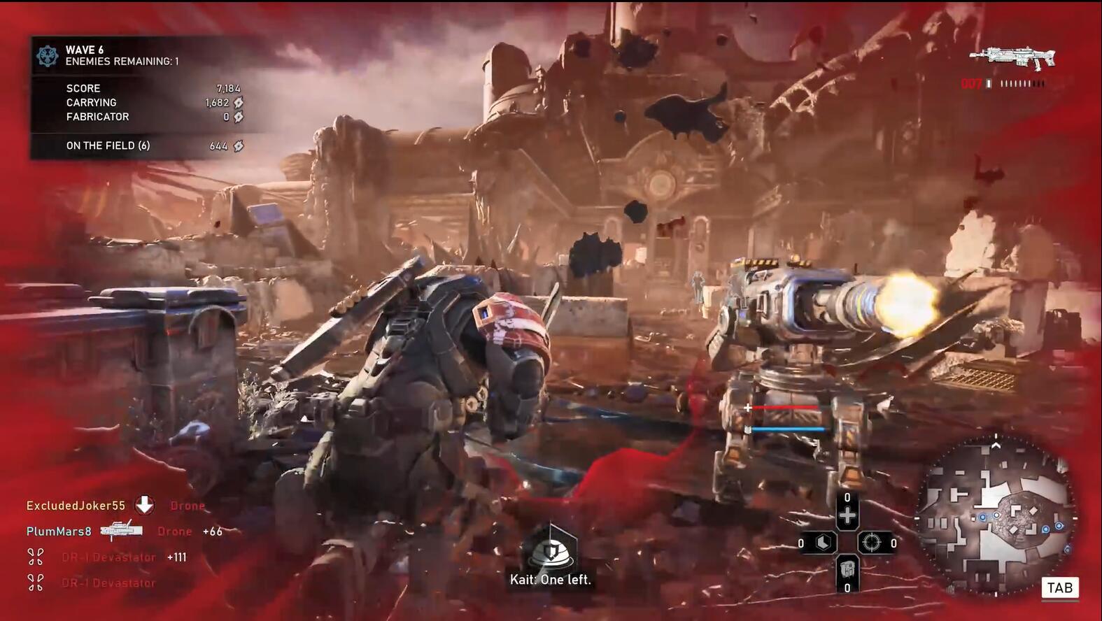 GC 2019:屠不近的小怪 《战争机器5》持久战5分钟实机演示