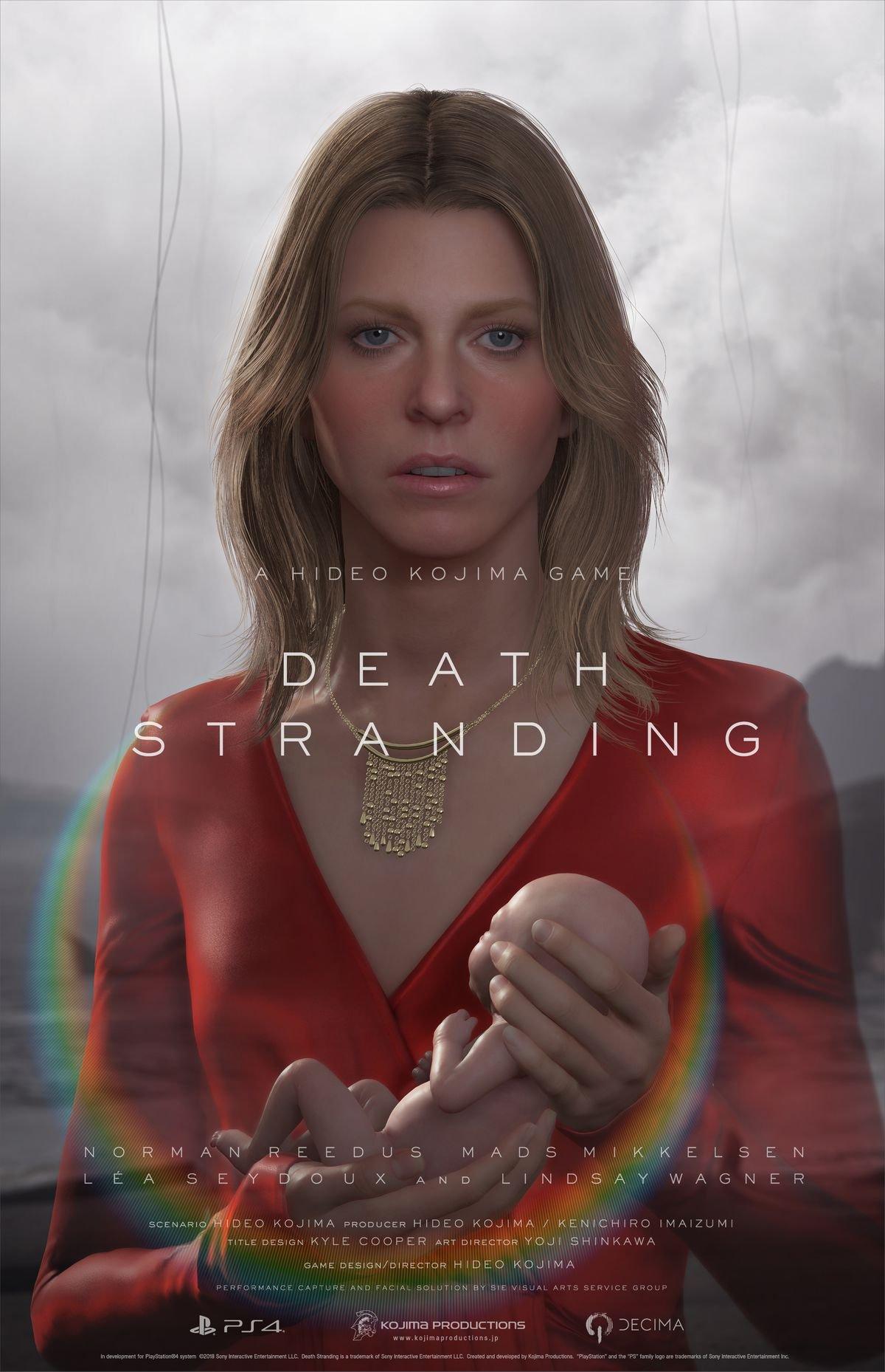 《死亡搁浅》剧情将横跨美国 任务或为重连通讯网络