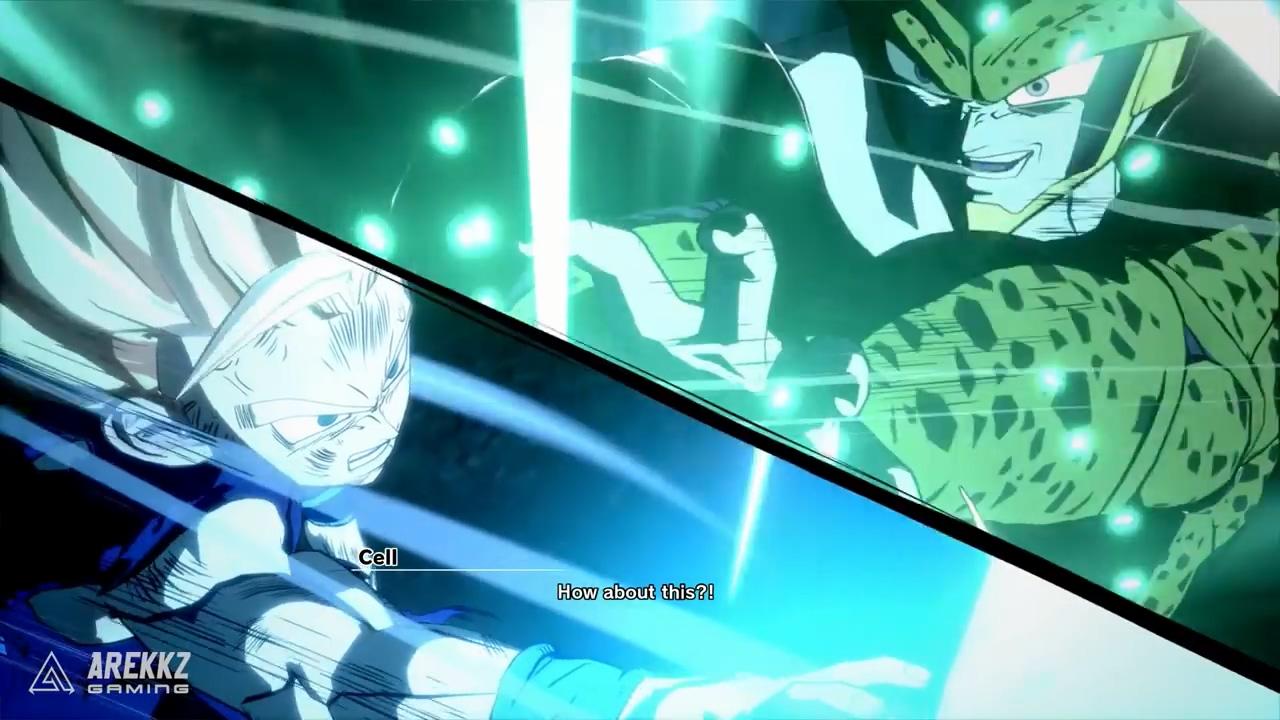 《龙珠Z:卡卡罗特》沙鲁篇27分试玩 悟饭伤害力爆表