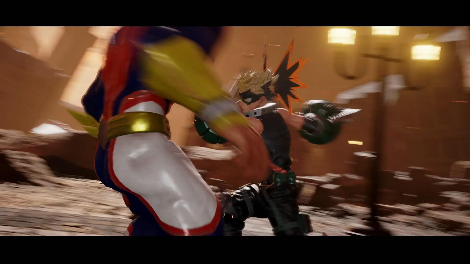 《Jump大乱斗》欧尔麦特+魔人布欧DLC套装8月27日推出