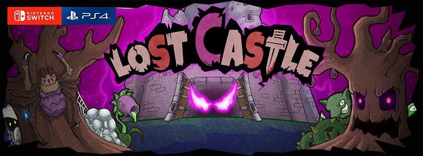 国产 《失落城堡》 9月19日登陆主机平台 PC版已售出近200万份