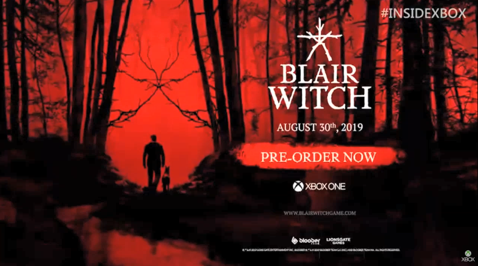 GC 2019:探秘灵异老宅  《布莱尔女巫》 22分钟游戏实机演示