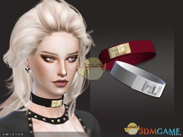 《模拟人生4》金属开关项圈MOD