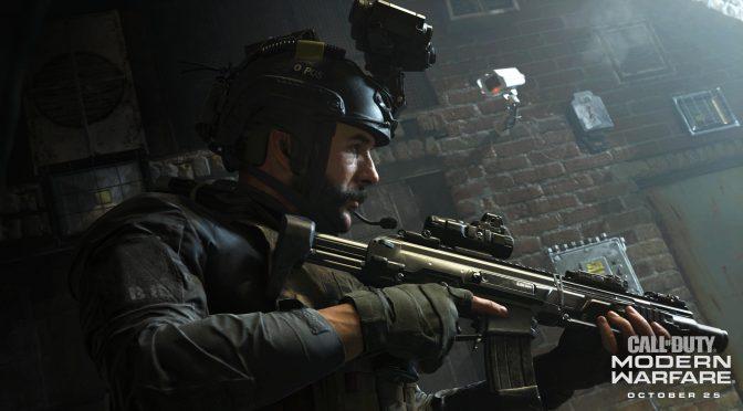 NVIDIA展示《使命召唤16:现代战争》实时光追特效