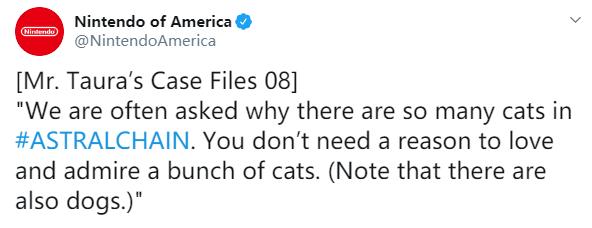 制作人解释《异界锁链》猫多的原因—爱猫不需要理由