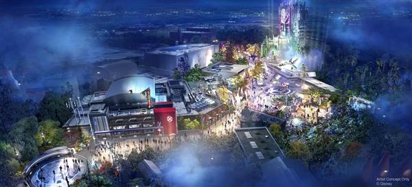 大力发展复联 迪斯尼将兴建两个复联主题公园