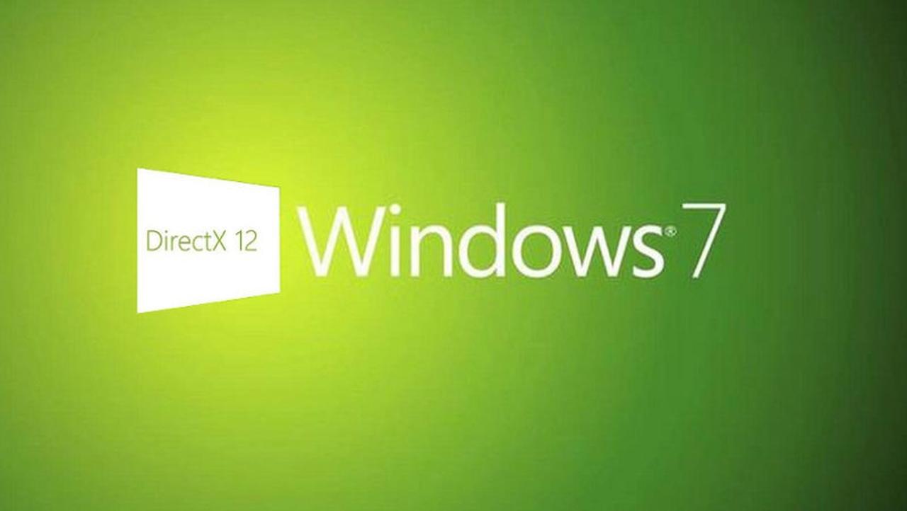 不想升级Win10也没关系!微软正在帮助开发者将DX12游戏移植到Windows 7上