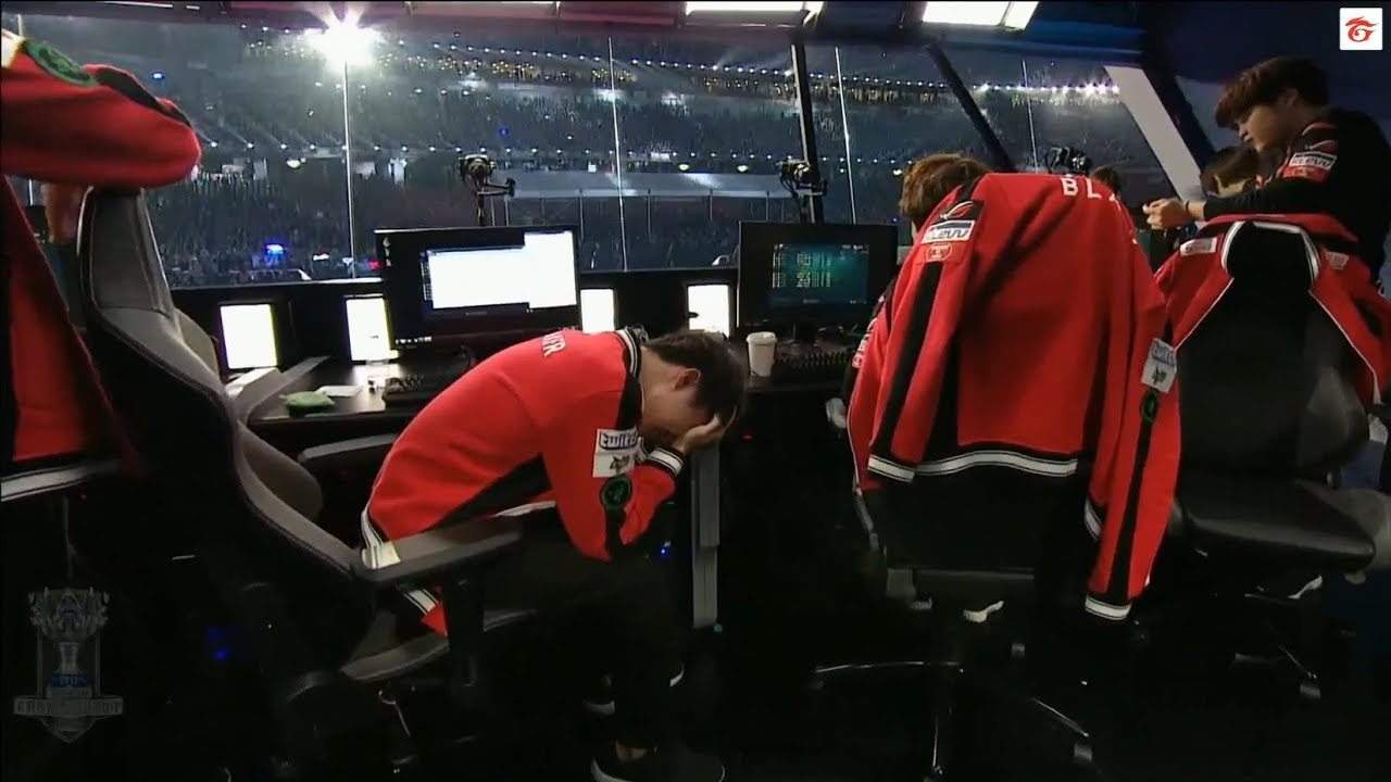 你印象最深刻的比赛瞬间是什么?