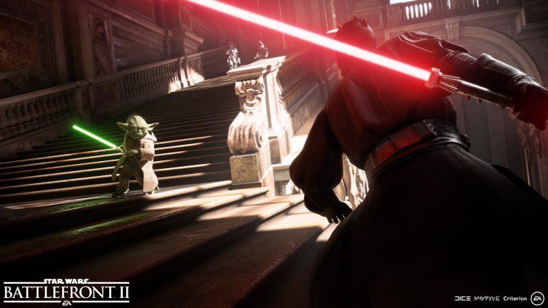 DICE表示《星球大战:前线2》没有辜负品牌传承