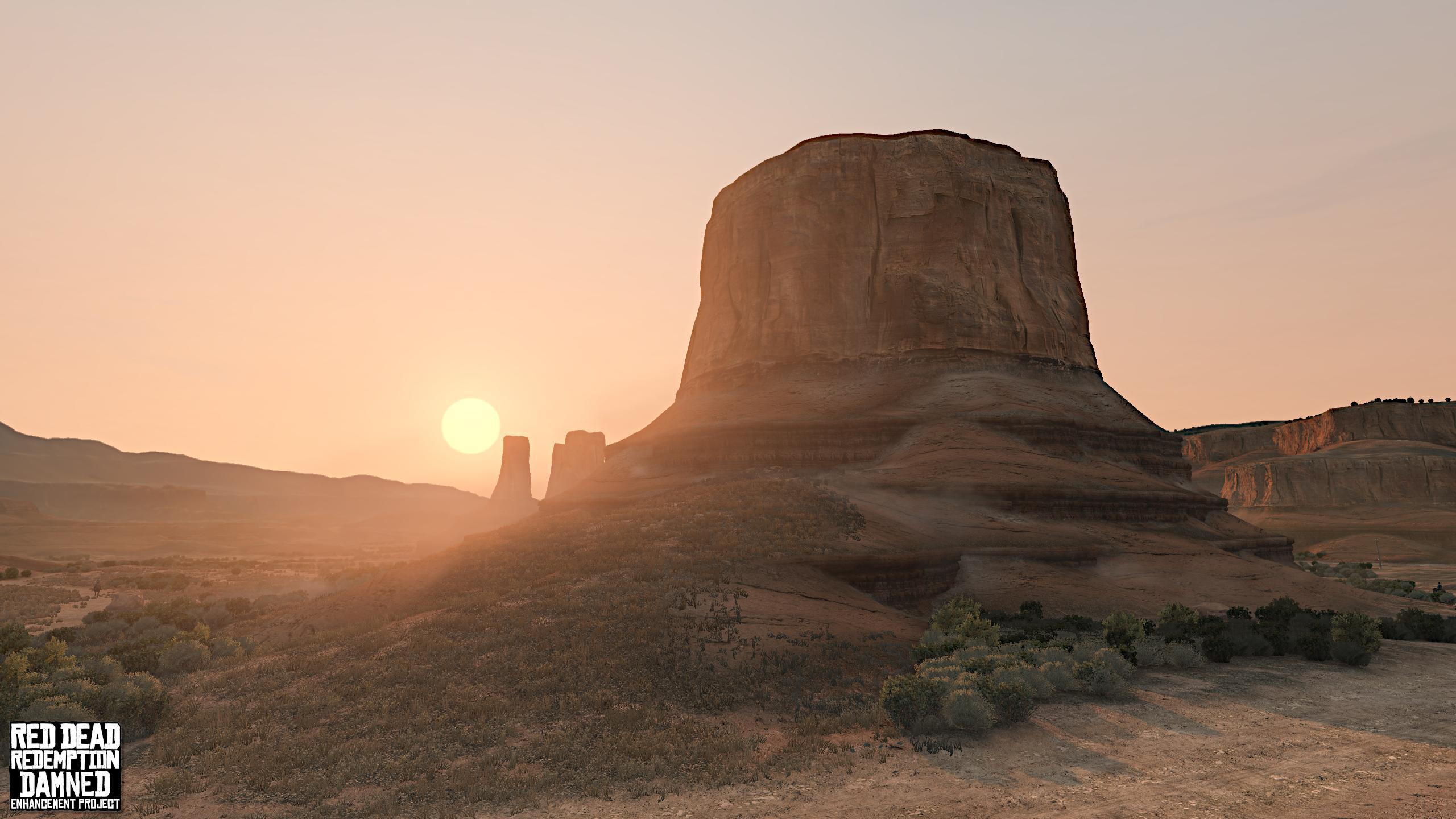 民间Mod小组回应期待 正制作PC重制版《荒野大镖客》