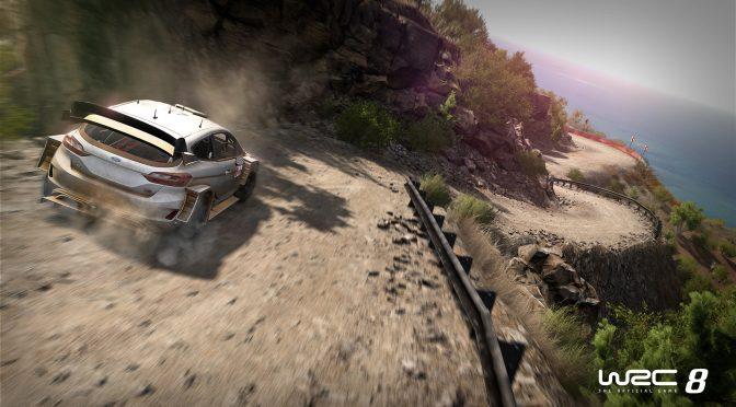 Epic三款新的限时独占: 《世界汽车拉力锦标赛8》 在列