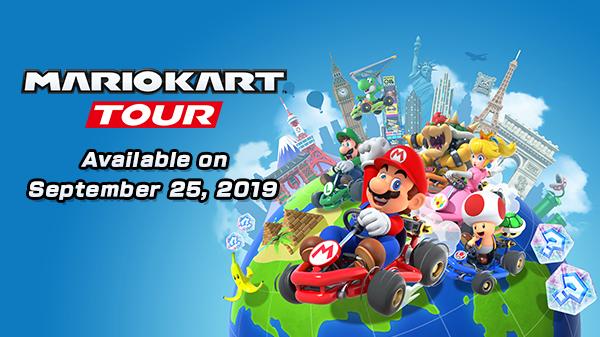 任天堂手游《马里奥赛车Tour》9月开服 登录安卓及iOS
