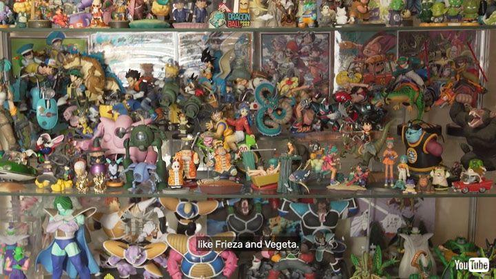 世界头号龙珠迷的素养!上万件宝贝斩获龙珠周边收藏吉尼斯记录