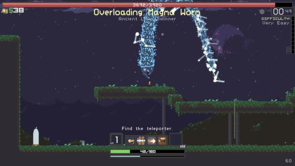 《雨中冒险》游戏背景介绍 经典地牢探索类多人游戏