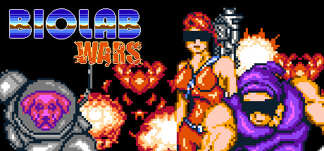 《Biolab Wars》英文免安装版