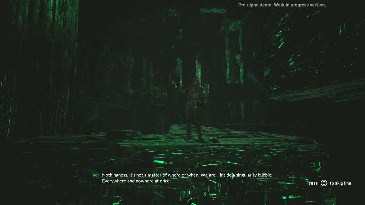 第一人称科幻恐怖游戏《切尔诺贝利人》17分钟演示