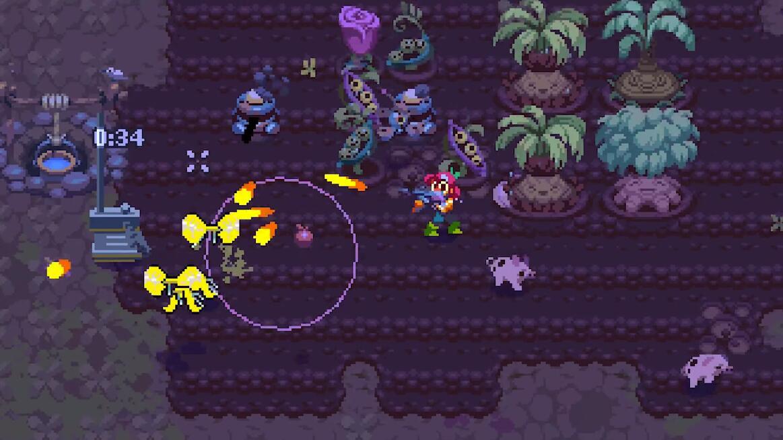 《辐射谷物语》游戏库