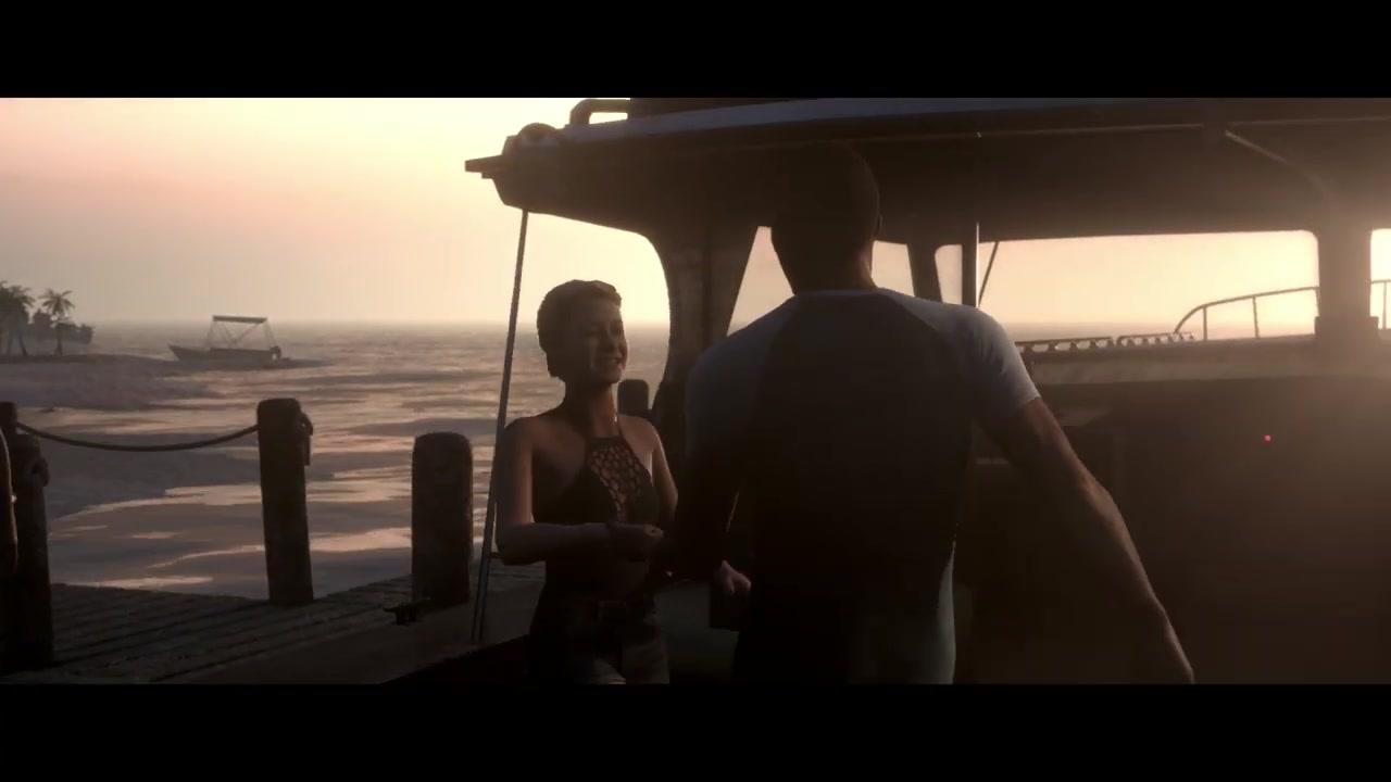 恐怖降临《黑相集:棉兰号》上市预告片公布