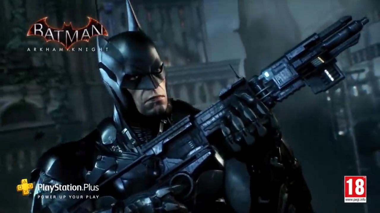 PS+港服9月会免《蝙蝠侠:阿卡姆骑士》《暗黑血统3》