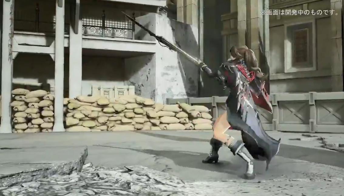 远近皆可收发自如!万代《噬血代码》新武器铳剑演示