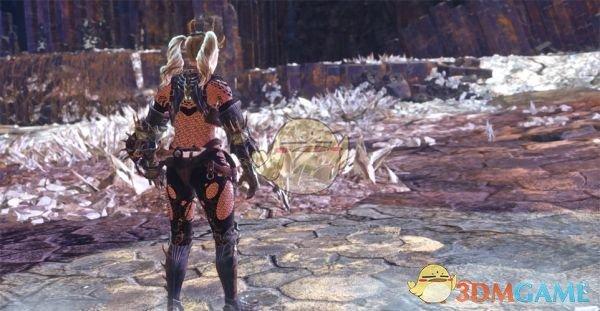 《怪物猎人:世界》渔网风性感尸套龙套装MOD