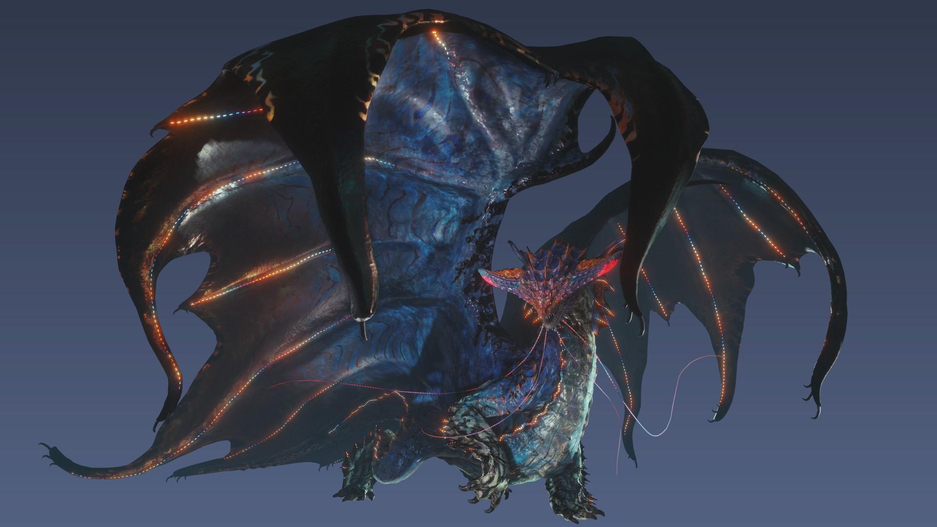 《怪物獵人世界:冰原》雷狼龍參戰新情報新截圖公開