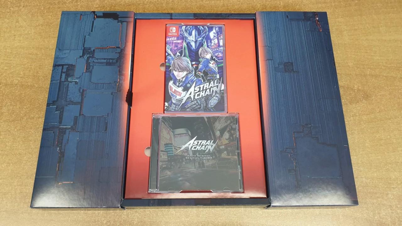 《异界锁链》收藏版开箱 欧洲仅发售23010套但没手办