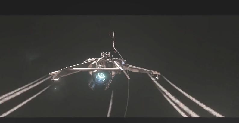 电影级空战效果!《星际公民》公布战舰设计细节