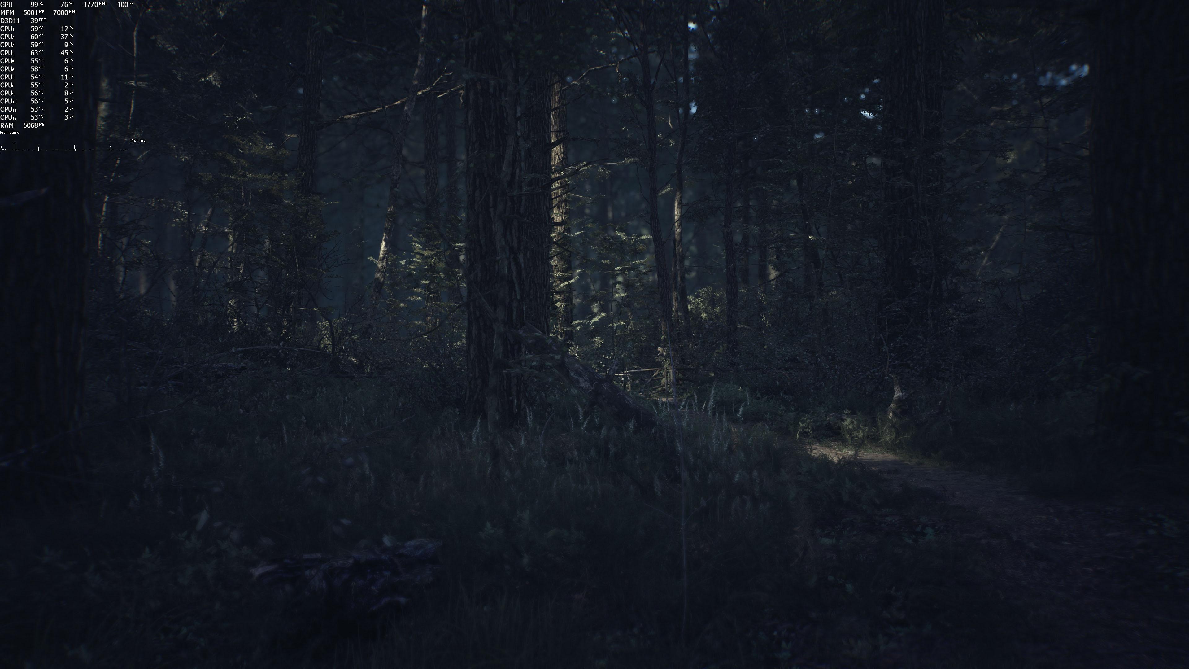 《布莱尔女巫》优化太差 玩家反应2060只有50帧