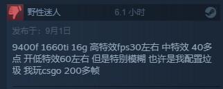 <b>《布莱尔女巫》优化太差 玩家反应2060只有50帧</b>
