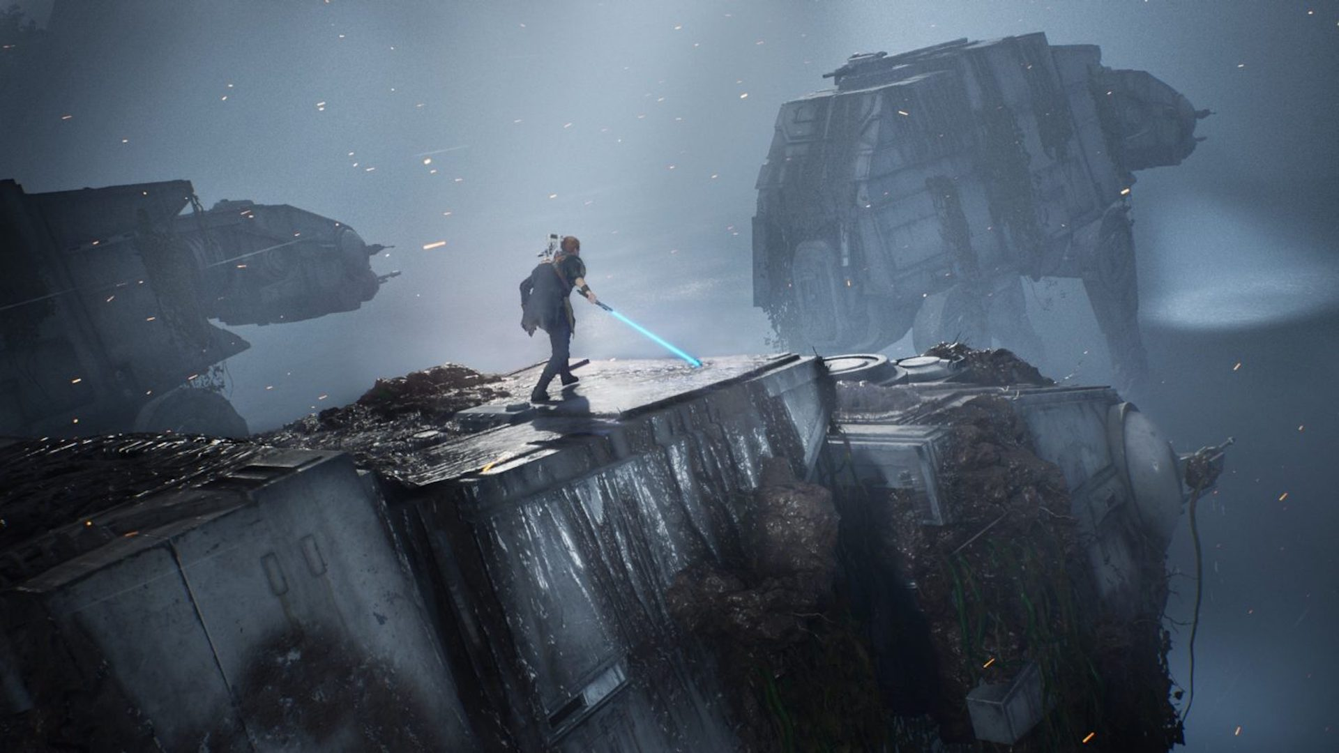 《星球大战绝地:陨落的武士团》将有吓人场景