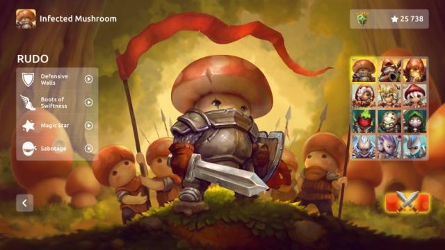 《蘑菇大战2》游戏评测:总共100关的防御游戏 简单易于操作