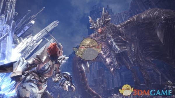 《怪物猎人:世界》性感风飘龙套装MOD
