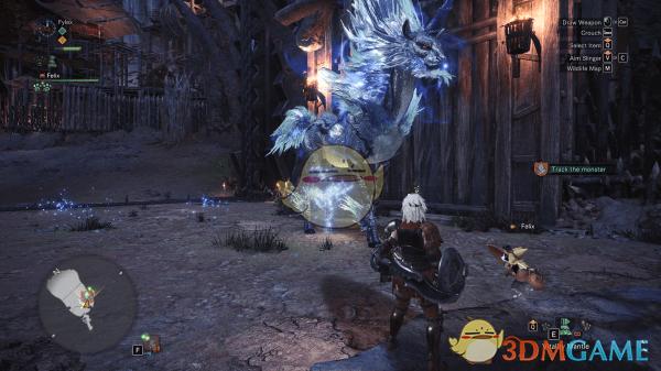 《怪物猎人:世界》狩猎巨型麒麟任务MOD