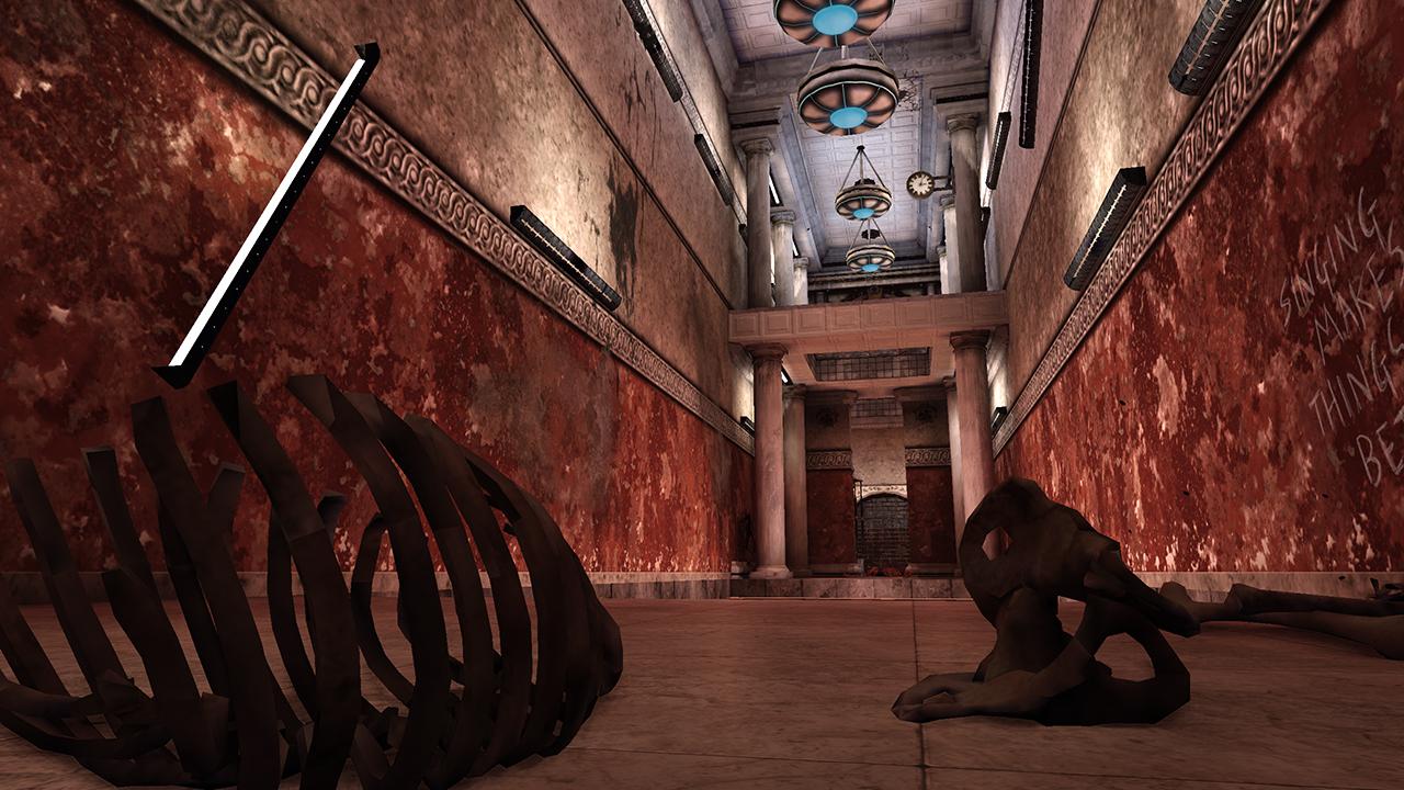 好评游戏《遗迹》即将发售 第一人称科幻解谜