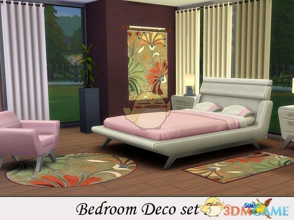 《模拟人生4》亚洲风格卧室装饰MOD