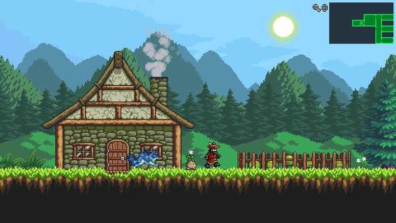 《怪物避难所(Monster Sanctuary)》开启抢先体验成为怪物守护者吧!