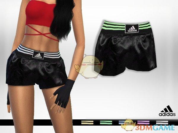 《模拟人生4》阿迪达斯运动短裤MOD