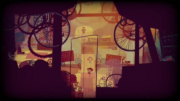 动作冒险游戏《骑士与自行车》游戏特性介绍