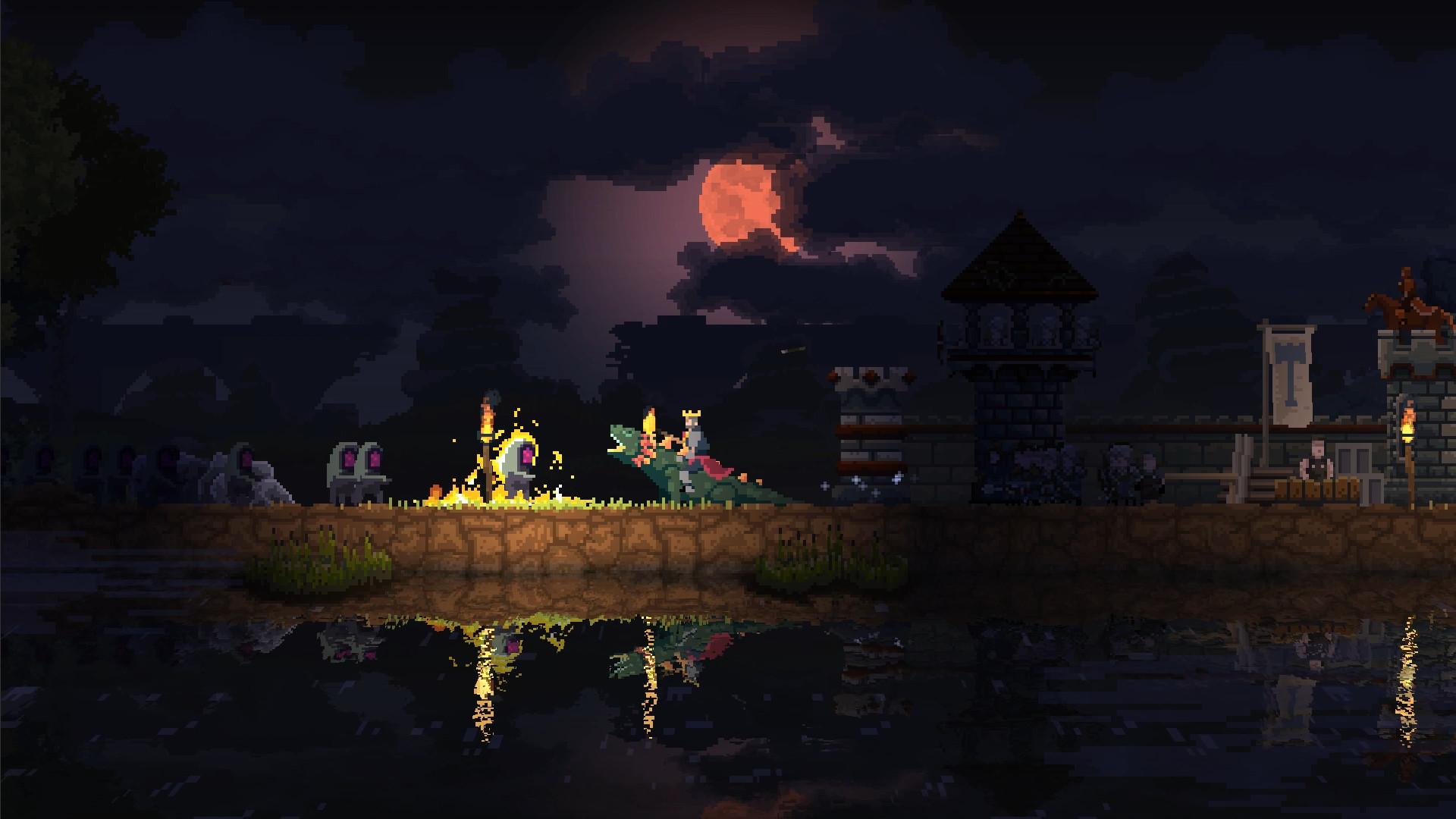 白手起家建立王国 《王国:两位君主》登陆Steam平台